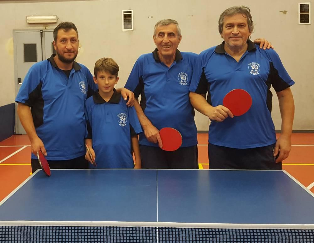 Tennis tavolo asdtt ivrea re l service salva in d1 - Stefano bosi tennis tavolo ...