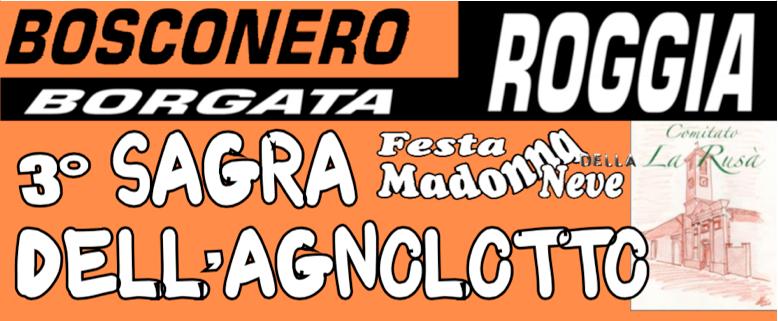 Bosconero Sagra dell´agnolotto